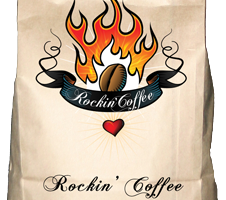 Rockin' Coffee Review and Giveaway!