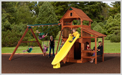 Carolina Playsets: Making Backyards FUN!