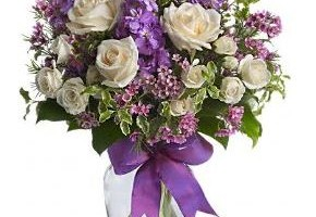 Win a Beautiful Teleflora Arrangement for Someone You Love!