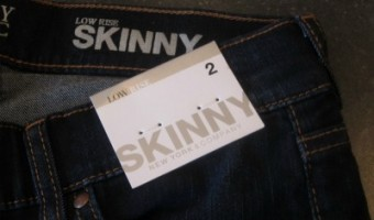 A Size 2 I am Not!  Except…