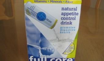 Beating Hunger with the Help of full core™ Natural Appetite Control Drink #CBias