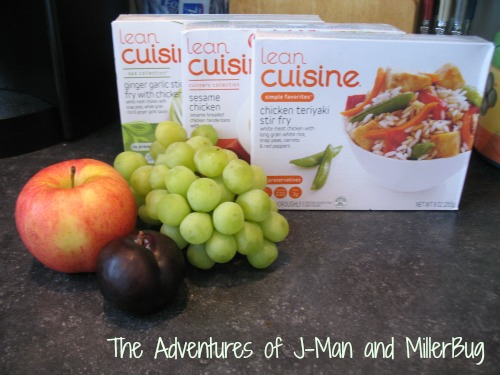 Making healthy lunches a delectable treat with lean for Are lean cuisine healthy