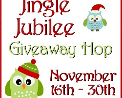Free Blogger Event!  Jingle Jubliee Giveaway Hop Sign Ups!