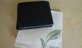 Perfect Gifts for Dad: Jolica Black Leather Wallet Review and $50 Gift Card Giveaway!