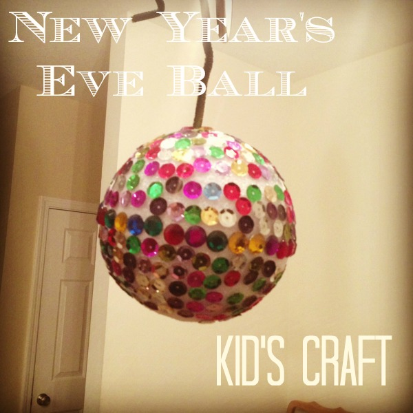 How To Make A New Year S Eve Ball Drop