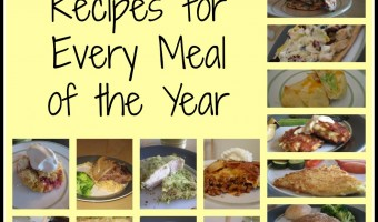 16 Simple Recipes for Every Meal of the Year