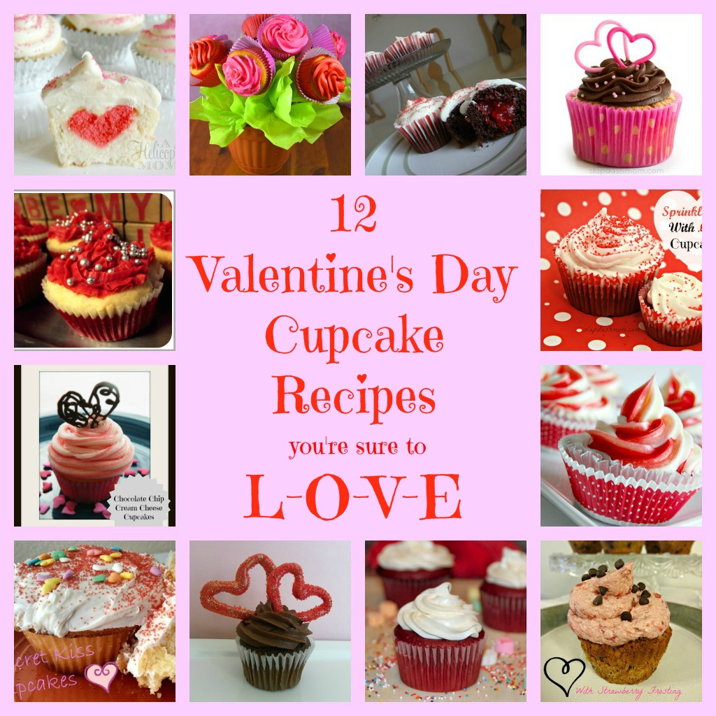 Valentine s day easy cupcake recipes