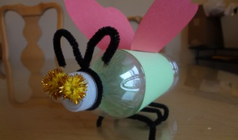 Having an #EverydayEffect, a Fun Recycling Craft and Six Simple Ways to Conserve