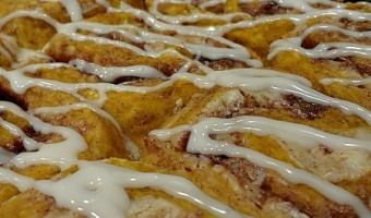 Bring Fall Flavors to Life with a Pumpkin Spice Cinnamon Roll Recipe!