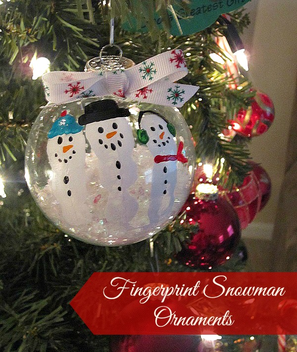 5 Fabulous DIY Christmas Ornaments for Kids - The ...
