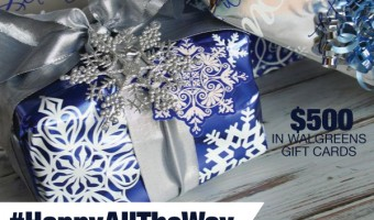 Get Holiday Ready! Join Me at the #HappyAllTheWay Twitter Party!