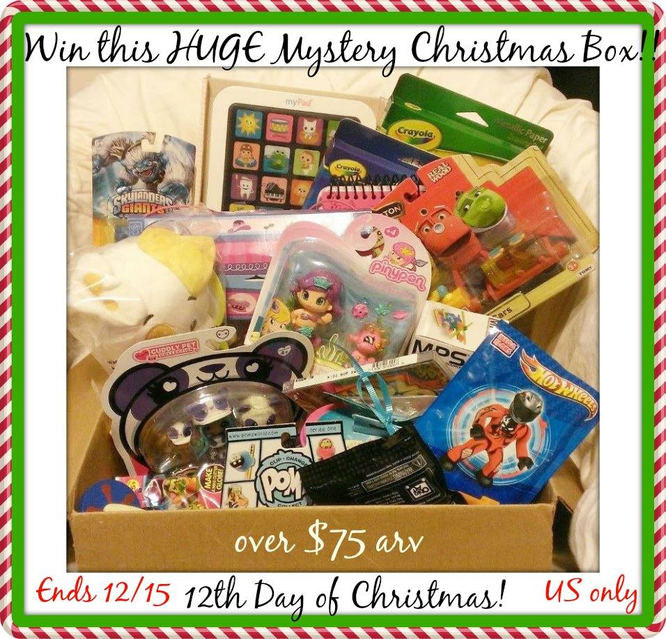 Toy Mystery Box : Thrill each child in your life with a mystery box full of