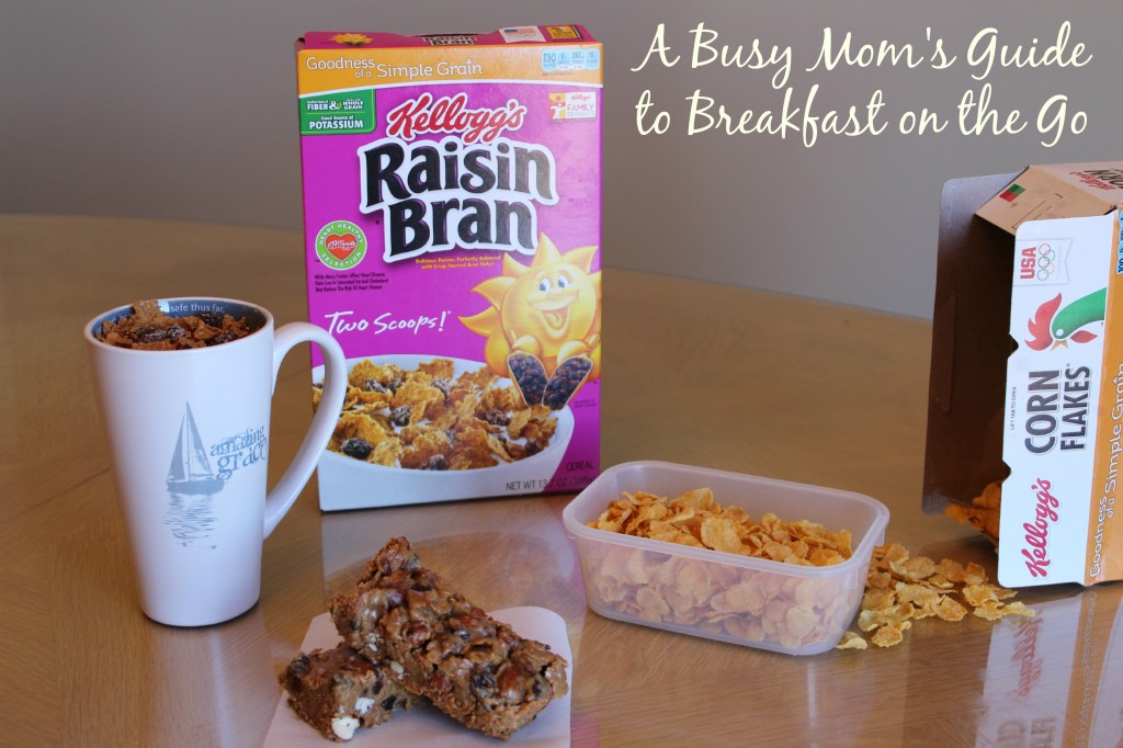 A Busy Mom's Guide to Breakfast on the Go