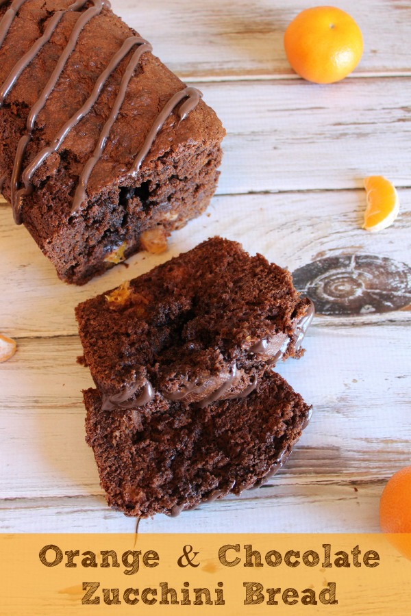 Chocolate Orange Bread Recipe — Dishmaps