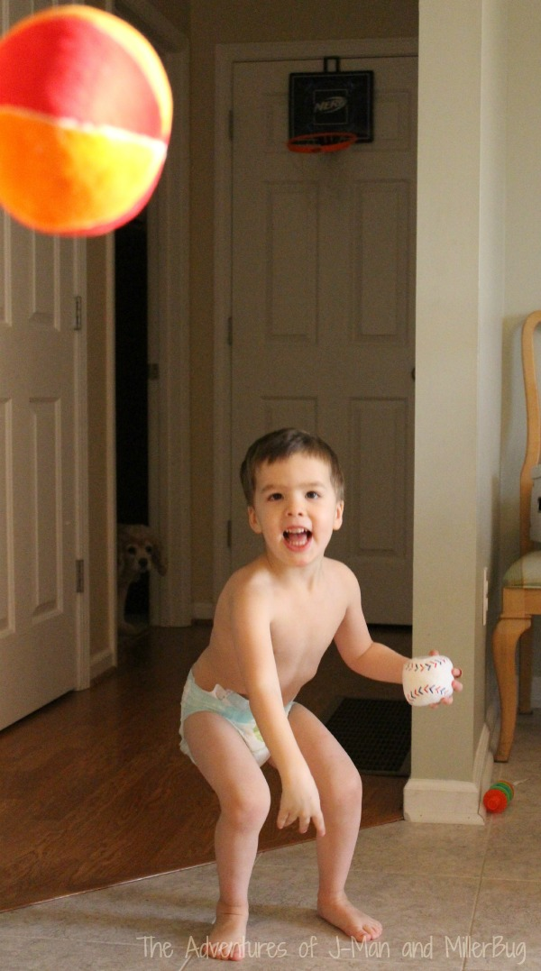 Celebrating The Littlest Athletes With Pampers