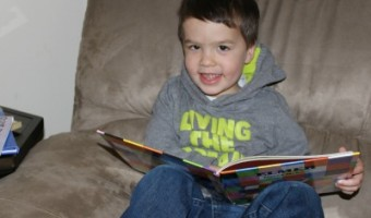 6 Simple Ways to Encourage Your Child's Love of Reading