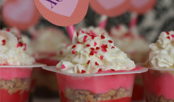 Treat Yourself with a Lovely Layered Pudding Cup Recipe