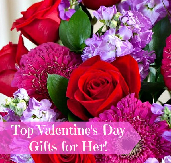 top valentine's day gifts for her - the adventures of j-man and, Ideas