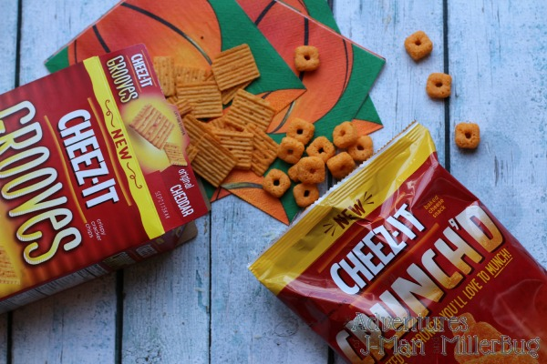 #MVCheezIt #ad Picture of New Products