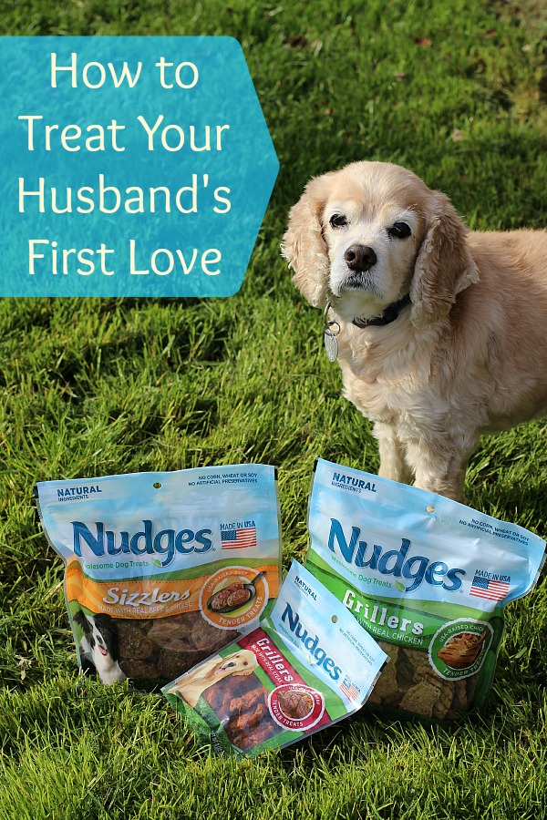 #NudgeThemBack #ad How to Treat Your Husband's First Love