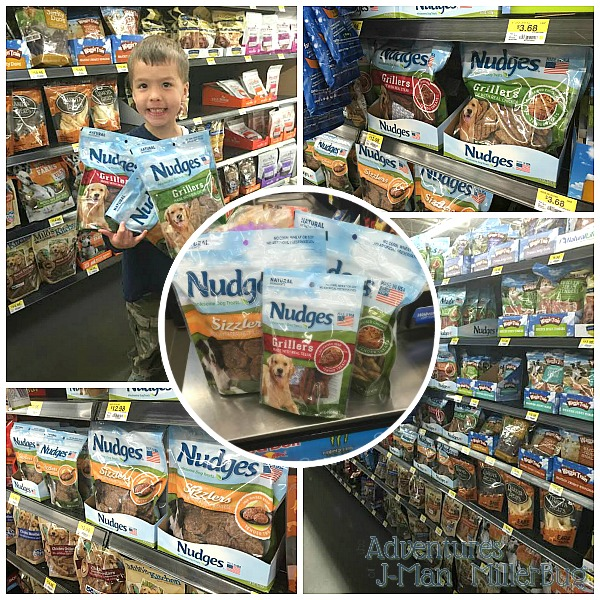 #NudgeThemBack #ad In Store Shot