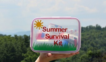 Start Your Adventures with a Summer Survival Kit