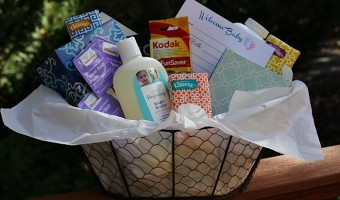 Gift Basket Ideas for the Mom-to-Be