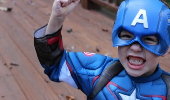 Bring the Avengers Home & a Captain America Shield Tutorial