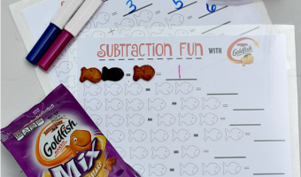 Fun Kid's Math Printables