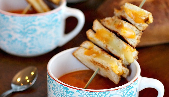 Creamy Tomato Soup & a Can't Miss Kitchen Hack