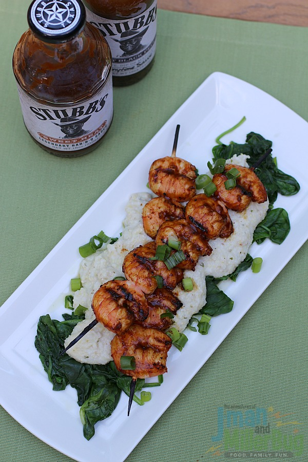 Barbeque Shrimp With Cheese Grits Recipes — Dishmaps