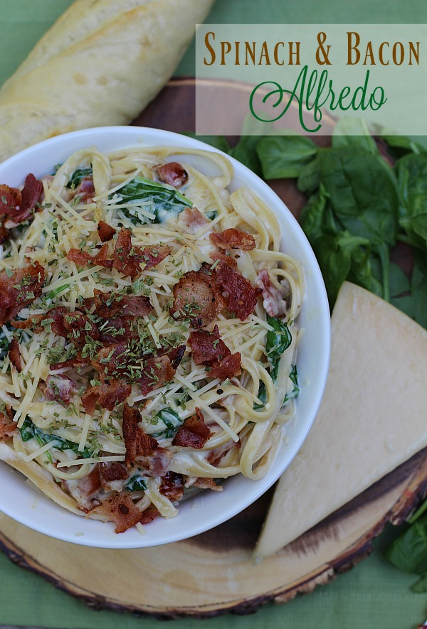 spinach-and-bacon-alfredo