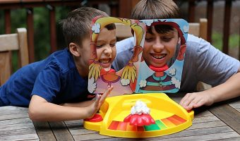 Fun Ways to Assign Chores with Pie Face Showdown