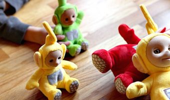 Connecting Generations Through Teletubbies Fun