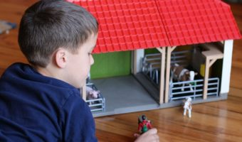 Inspire Imagination with the Schleich Large Farm