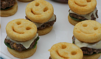 Smiley Face Sliders