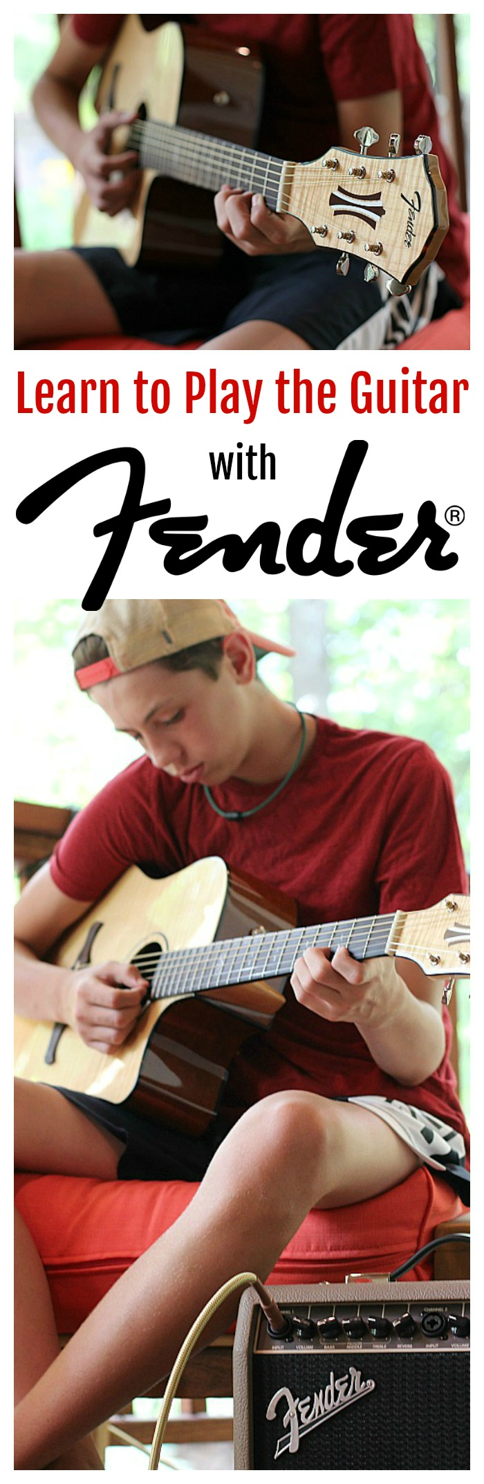 learn to play the guitar with fender the adventures of j man and millerbug. Black Bedroom Furniture Sets. Home Design Ideas