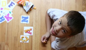 Back-to-School Learning with Goldfish & FREE Printables