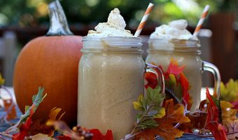 Pumpkin Pie Power Smoothie
