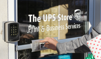 Spreading Holiday Joy with The UPS Store